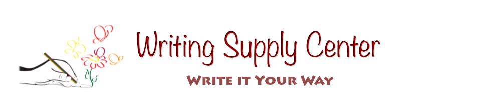 Writing Supply Center : Write it Your Way